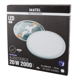 DOWNLIGHT LED AJUSTABLE...