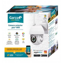 CAMARA EXT IP66 SMART WIFI...