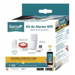 KIT SEGURIDAD SMART WIFI...